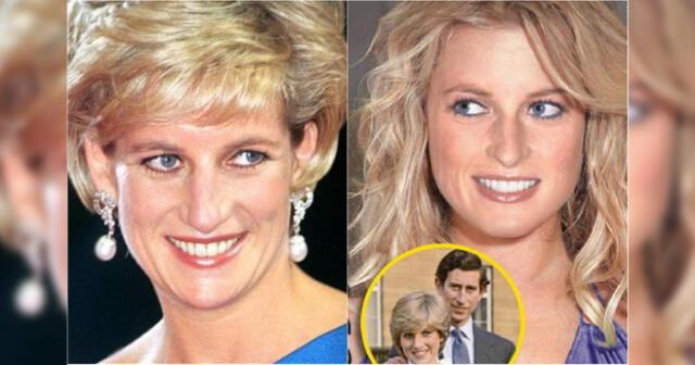 A 20 años de la partida de Lady Di, la supuesta hija entre Diana y Carlos conmovió la corona real.