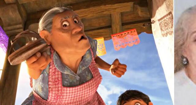 La mujer es mexicana, tiene 88 años y 10 nietos.