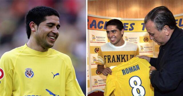 Riquelme falló el penal que eliminó a Villareal de las semifinal de Champions 2005-2005