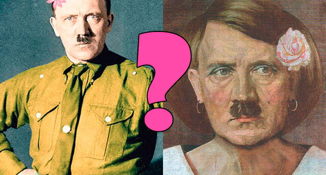Adolf Hitler nació en 1889.