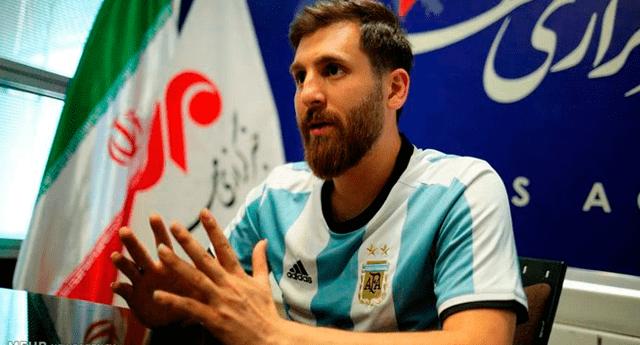 Conoce al doble de Messi que causa furor en las redes sociales
