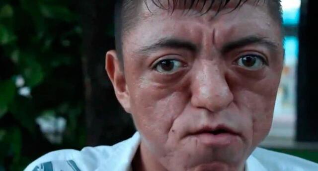 'Bebecito emoxito' en realidad se llama Alexis Alejandro Villanueva