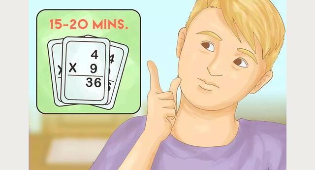 ¿Cuál es el mejor método para aprender las tablas de multiplicar?