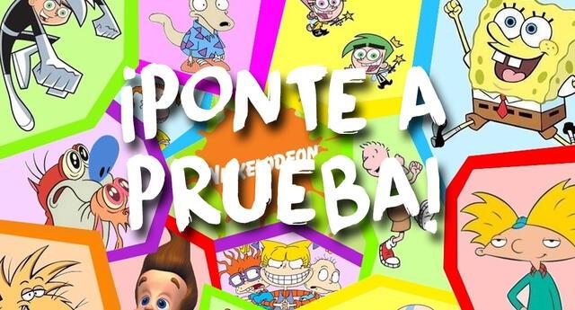 ¿Puedes nombrar estos antiguos programas de Nickelodeon?
