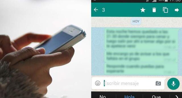 Ahora podrás borrar mensajes en WhatsApp antes de ser leídos, conoce todos los detalles