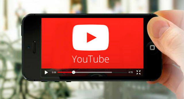 Los megas se gastan dependiendo la calidad del vídeo en YouTube
