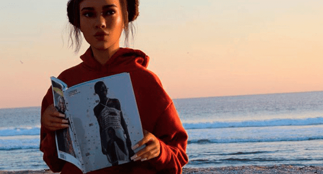 Miquela comparte en Instagram una vida de ensueño