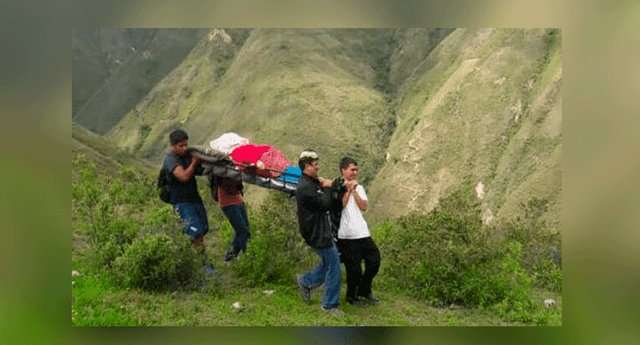 La mujer se encontraba con riesgo de muerte materana