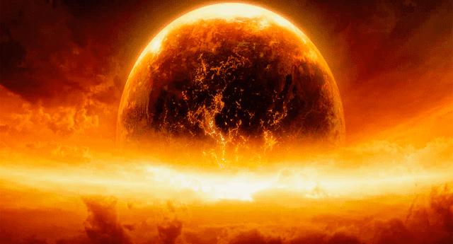 El teórico afirmó que el fin del mundo sería en junio