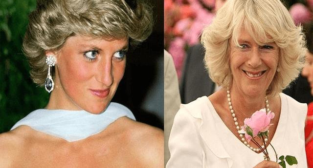 Princesa Diana humilló a Camilla Parker.