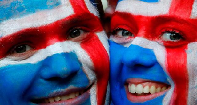 Es la primera vez que Islandia llega a un Mundial.