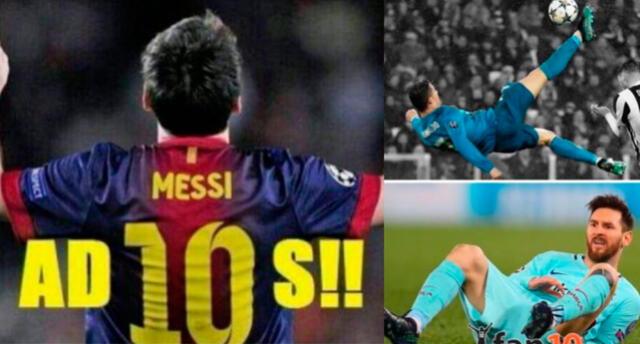Messi no lo supera aún.