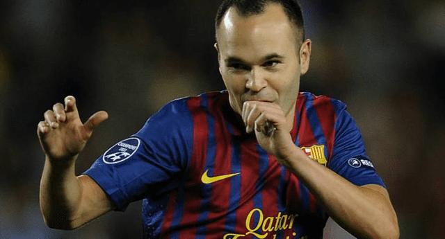Andrés Iniesta reveló triste noticia que sorprendió a fanáticos del Barcelona.