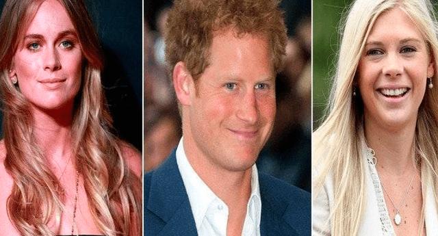 Cressida y Chelsy son los nombres de las dos exnovias que asistieron a la boda real entre el príncipe Harry y Meghan Markle