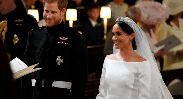 Harry y Meghan Markle contrajeron matrimonio este sábado 19 en el castillo de Windsor, Inglaterra