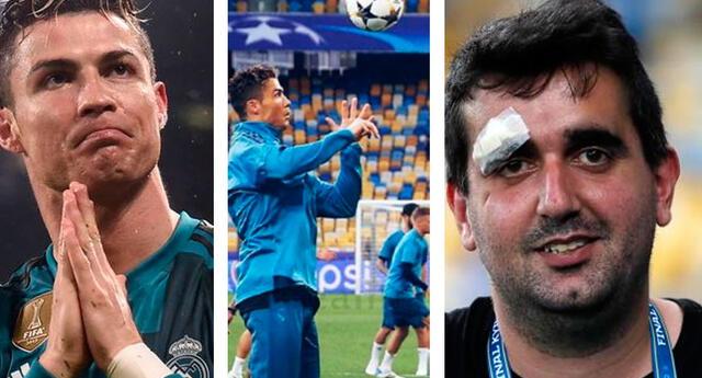 A pocas horas del encuentro, Ronaldo se hizo viral.