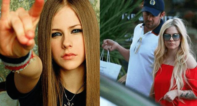 Avril Lavigne reapareció al lado de un billonario egipcio, que sería su nueva pareja.