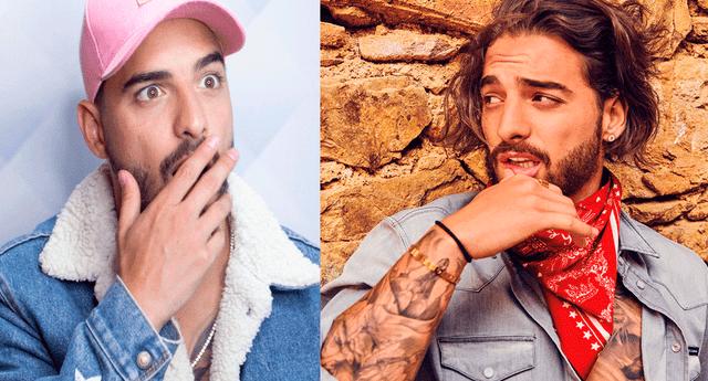 Maluma volvió a encender los rumores de su orientación sexual al subir una foto de su singular 'look'