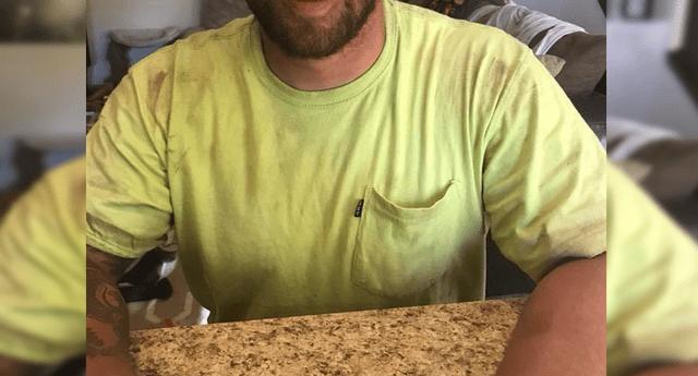 Decidió trabajar en la industria de la construcción, pero no imaginó que lo juzgarían.