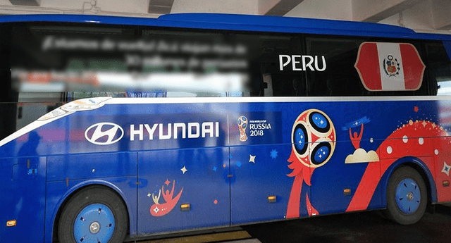 Esta es la épica frase de Perú para el Mundial Rusia 2018.
