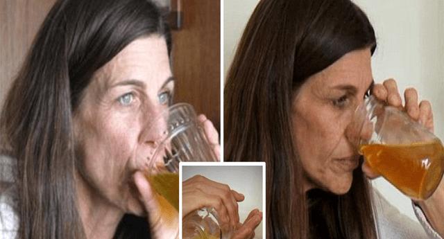 Mujer sufre de extraña adicción.