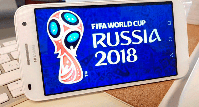 Los partidos de las 32 selecciones de Rusia 2018 podrán ser vistos desde el celular a través de varias aplicaciones