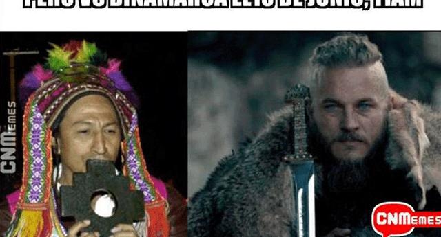 Los internautas peruanos calentaron los previos al duelo entre Perú y Dinamarca con divertidos memes