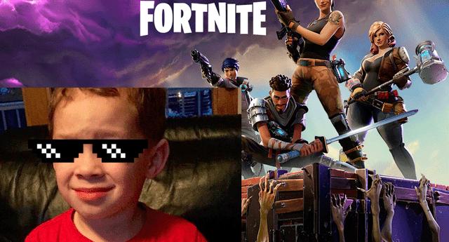 Battle Royale de Fortnite es una de los videojuegos del momento.