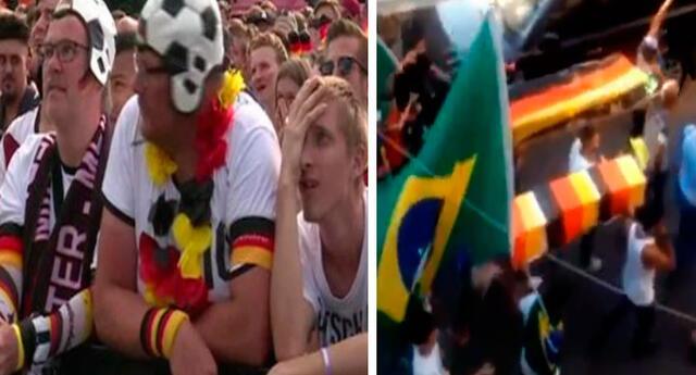 Brasil es el país que más celebra la eliminación de Alemania y estas son las pruebas.