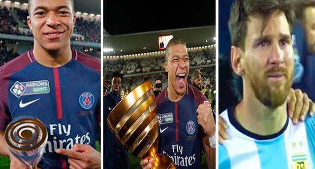 Esta es la historia de un hijo de africanos que hace celebrar a Francia.