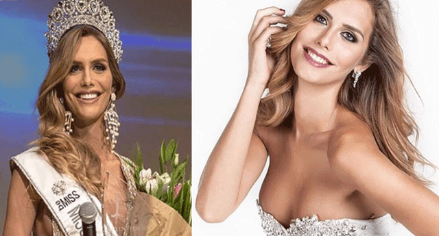 La modelo transexual Ángela Ponce se coronó como la nueva Miss Universo España