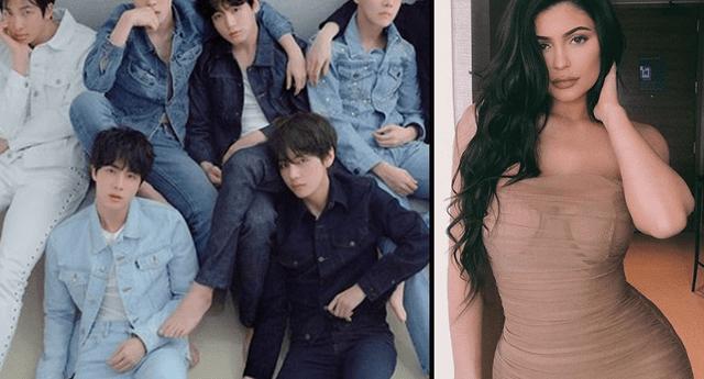 ¿En que se parece BTS a Kylie Jenner?