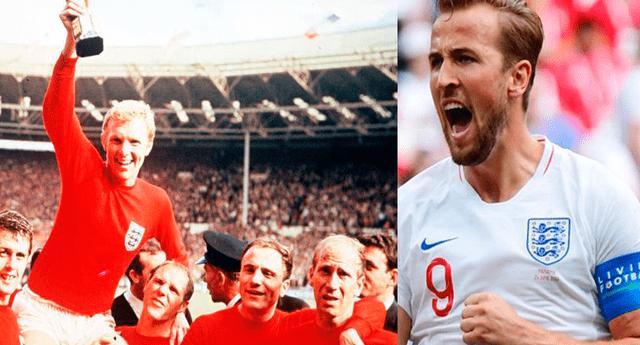 Inglaterra obtuvo el título de campeón mundial en 1966