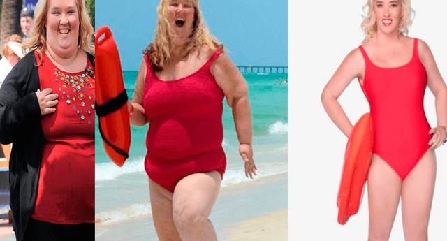 June Shannon sorprendió a sus fanáticos tras posar en lencería mostrando su nueva figura
