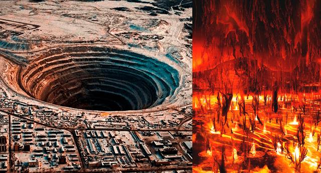 El pozo de Kola es el más profundo de la Tierra, con una distancia de 12 kilómetros