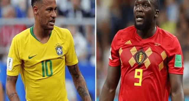 Brasil vs Bélgica: descubre cómo verlo en Vivo Online.