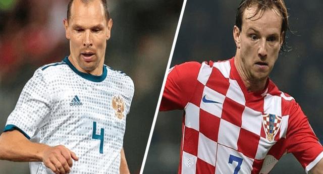 Disfruta de Rusia vs Croacia GRATIS.