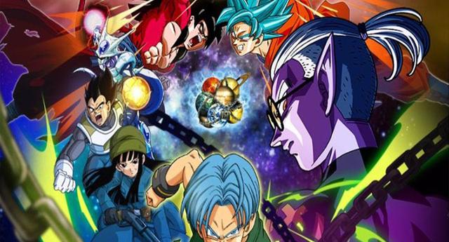 Dragon Ball Heroes se postergó, conoce la otra fecha de emisión.