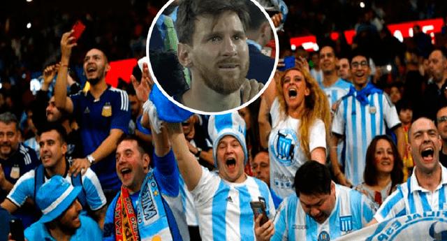 De esta forma Argentina le dirá presente a la final de Rusia 2018.