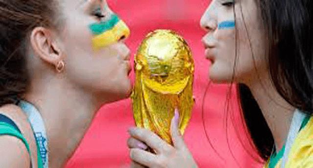 El mundial es considerado el evento deportivo más visto en todo el mundo.