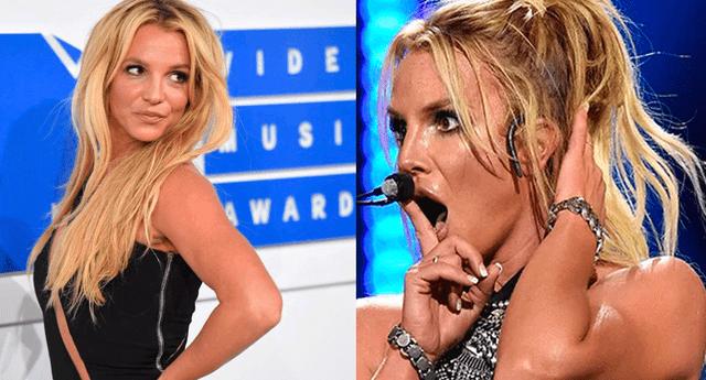 Britney Spears pasó por un bochornoso momento durante un concierto en Maryland, Estados Unidos