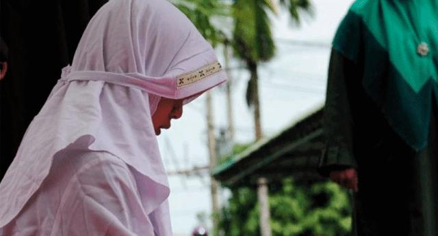 Menor de 15 años fue violada hasta ocho veces por su hermano mayor, en Indonesia