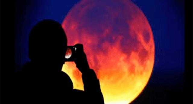 Marte también será parte del eclipse cuando se sitúe muy cerca de la Luna.