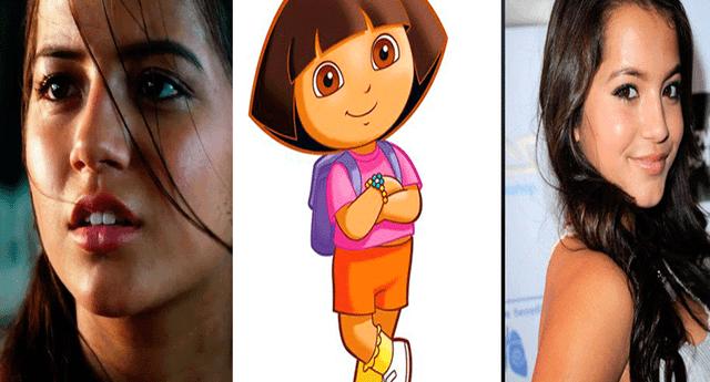 """Presidente de Paramount Pictures destacó similitudes de Isabela Moner con el personaje de """"Dora, la exploradora"""""""