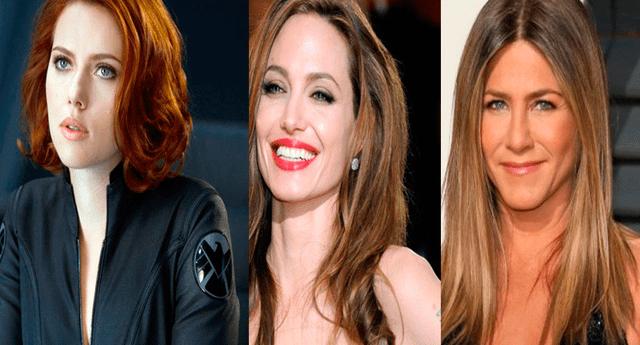 Sofía Vergara encabeza la lista de las actrices mejores