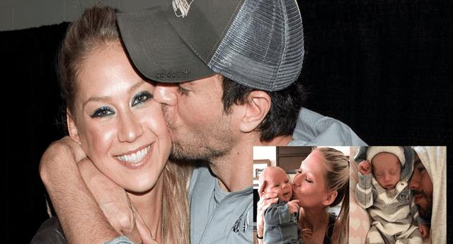 Enrique Iglesias explicó por qué no desea casarse con su novia Anna Kournikova