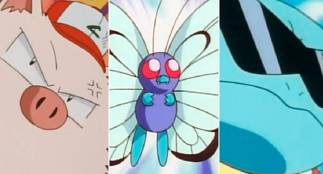 ¿Qué pasó con los pokémon que Ash dejó ir?