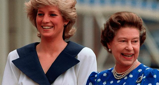 Revelan carta en la que la reina Isabel expresa su pesar y sus sentimientos tras la muerte de Lady Di