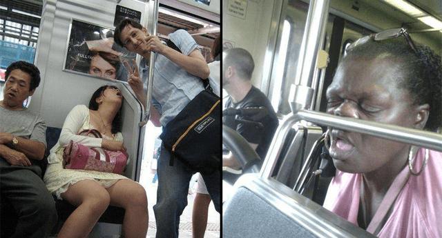 Estos son los hombres y mujeres que protagonizaron incómodo momento.