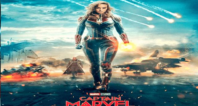 La heroína será interpretada por Brie Larson.